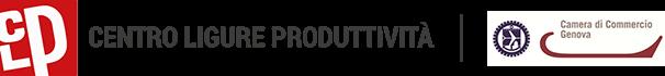 CLP Centro Ligure per la Produttività Logo