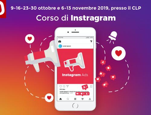 Corso Instagram per professionisti e PMI